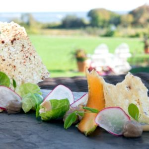 Vegan food increasingly given favorable reception at weddings